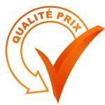 logo qualité prix