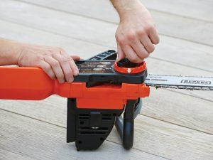 Tendeur de chaine latéral Black + Decker GKC 1825 L20