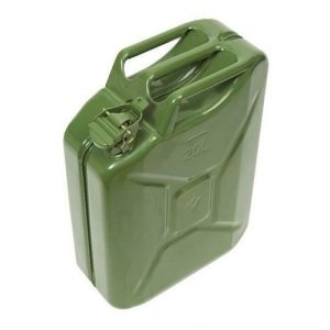 Jerrycan essence 20 litres