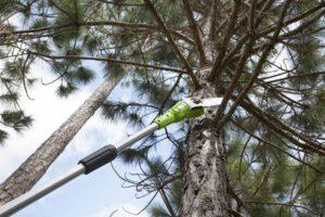Système de tension de chaîne sans outils Greenworks 20157