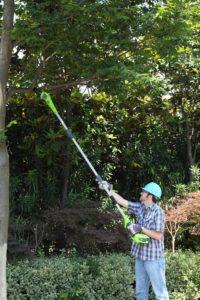 Utilisation Greenworks Tools 20157