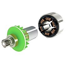 Moteur brushless débroussailleuse Greenworks
