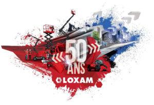 50 ans de Loxam