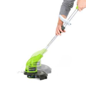 Manche télescopique Greenworks Tools 21217