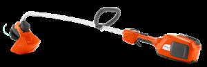 Coupe-bordures électrique posée