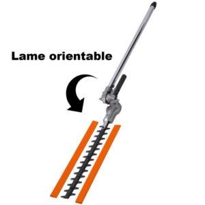 Lame orientable GT Garden 52CM