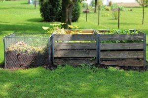 compost herbe de tonte