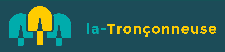 la-Tronçonneuse.com Logo